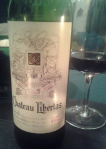 Chateau Libertas 80th anniversary edition